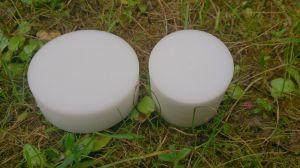 PA6, PA6G, APA, silon, PTFE silonové tyče a desky POM - Polyoxymetylén TYČE KRUHOVÉ v délce 1000mm pr. 75 mm - POM - barva bílá plmont